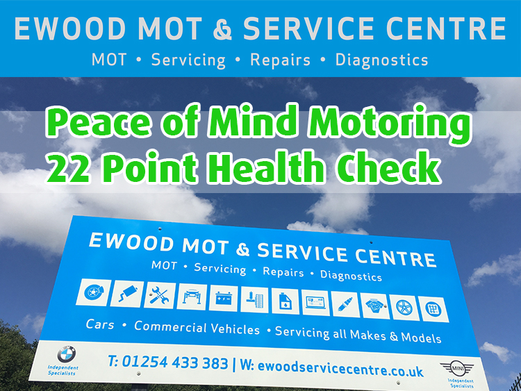 22 Point Health Check Ewood