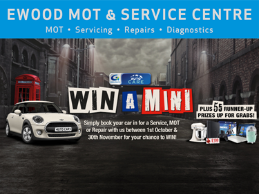 Car Service MOT MINI Competition