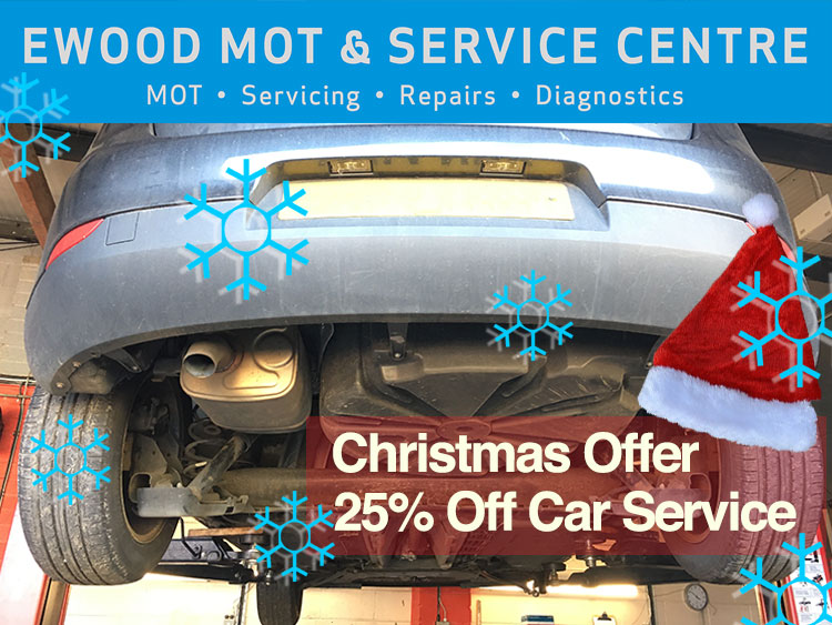 Car Service Offer 25% Off