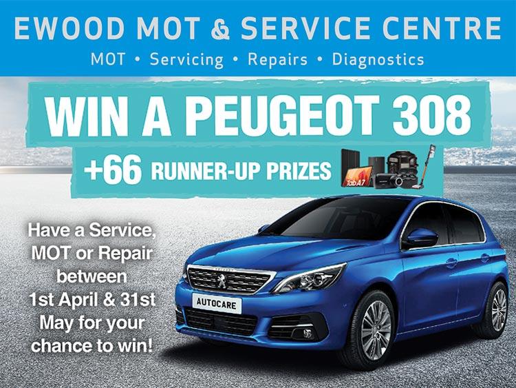 Car Service MOT Competition